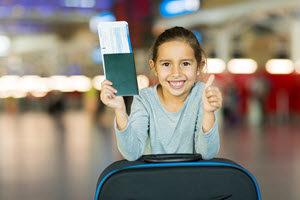 Passports and children