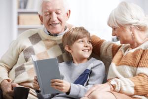 Transfer Custody of Child to Grandparent
