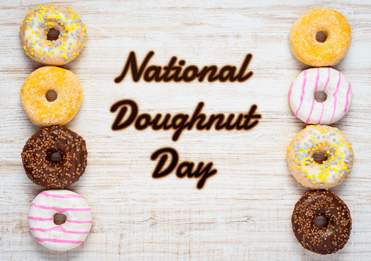 National Doughnut Day Celebration